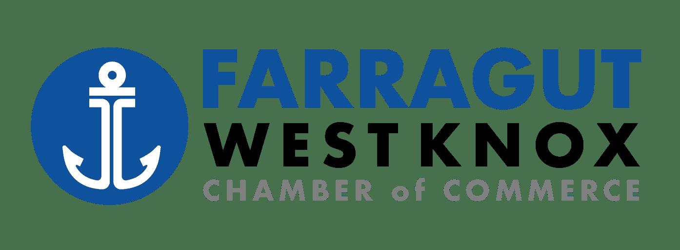 Farragut West Knox Chamber of Commerce Logo
