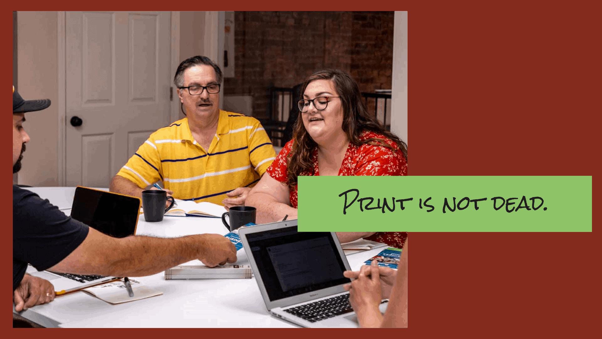 Print Marketing Company